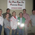 Our Contribution to the Community During the 2007 Wildfires